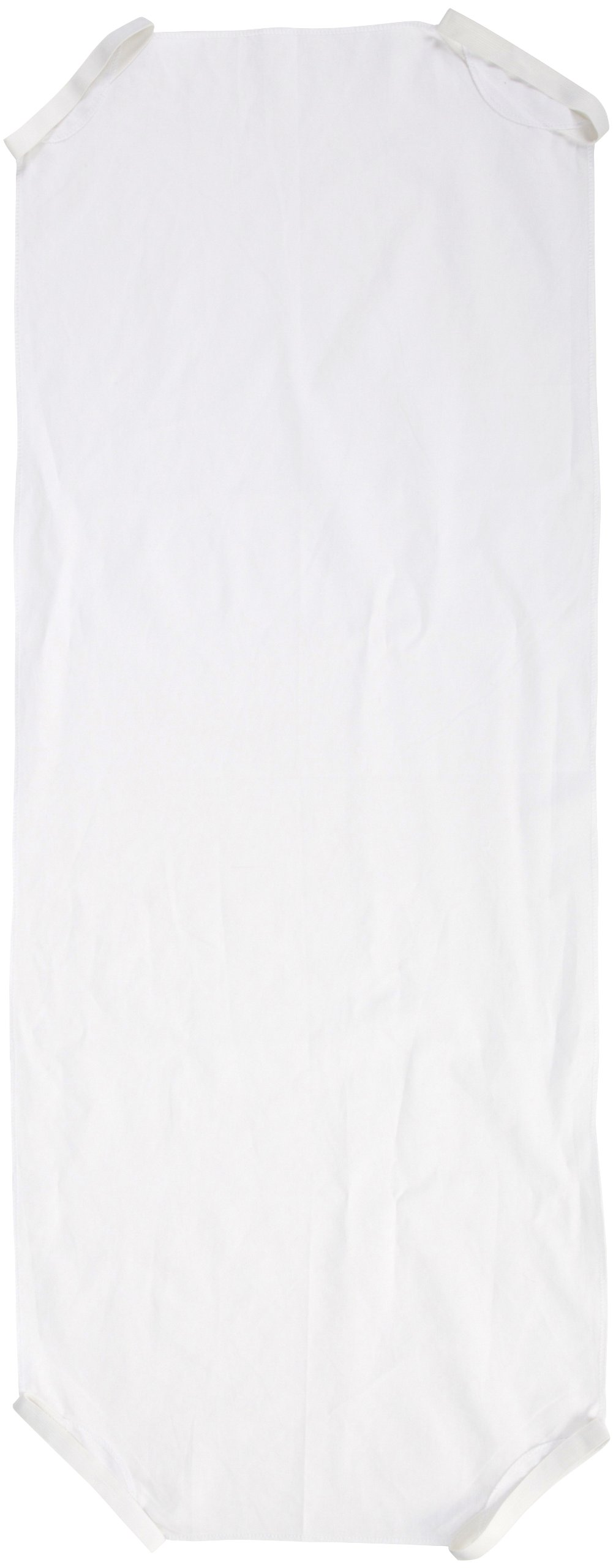 Wood Designs WD87890 Carton of (6) White Cotton Cot Sheets by Wood Designs (Image #1)