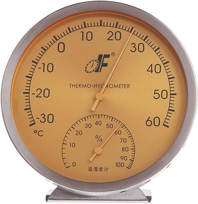 perfekt für die maritime Dekoration Thermo-//Hygrometer