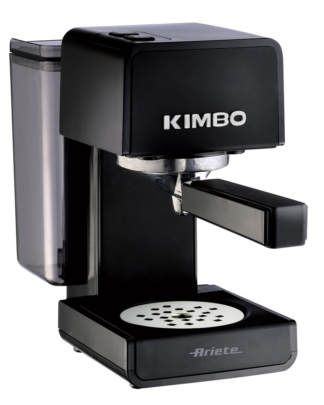 Ariete 1364 Kimbo Macchina da Caffè, Nero/Crema