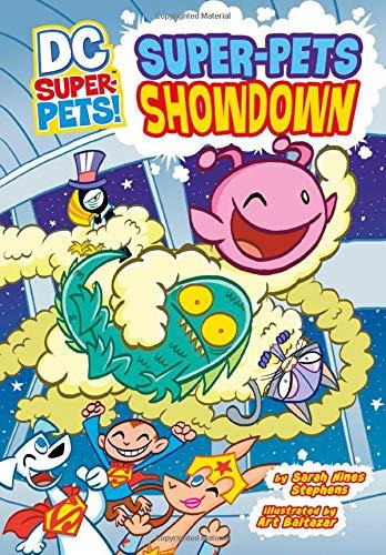 Super Pets Pet Store - Super-Pets Showdown (DC Super-Pets)