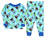 Thomas The Train and Friends Boys Toddler 4 Piece Christmas Pajama Set
