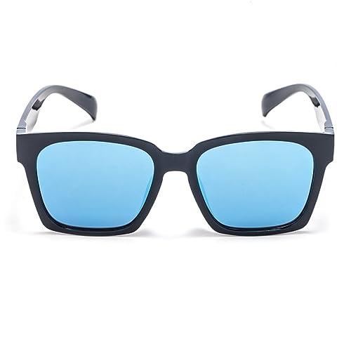 Smileyes Gafas De Sol Moda Ostentoso Con AC Lente UV400 Para Mujer y hombreTSGL042