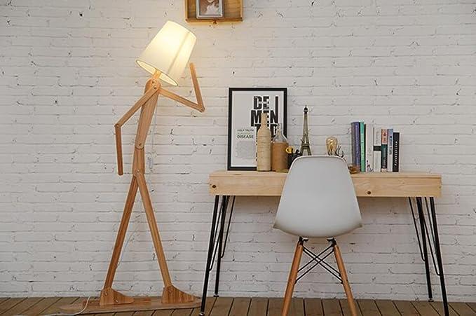LightSei- Scandinavian Creative Man - Made Floor Lamps Bedroom ...