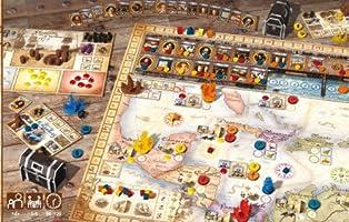 Eagle Games Águila Juegos 646 734 - Juego de Estrategia Francis Drake [Instrucciones en Inglés y alemán]: Amazon.es: Juguetes y juegos