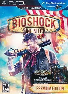 Bioshock Infinite: Premium Edition - Playstation 3 (B009PJ9L7K) | Amazon price tracker / tracking, Amazon price history charts, Amazon price watches, Amazon price drop alerts