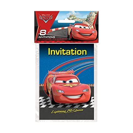 Image Unavailable Not Available For Color Disney Pixar Cars 2 Party