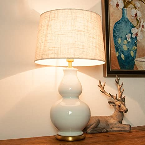Wysm Table lamp Ceramic 33 * 58cm American Chinese