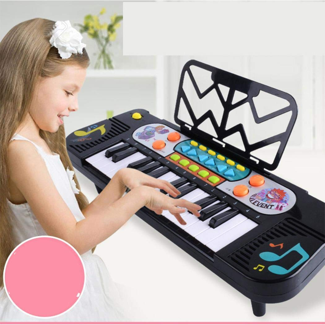 Kindsells Children's 37-Key Electronic Organ Toys Musical Instrument Piano Toy Pianos & Keyboards