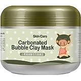 Someas Maschera Viso Carbonata Maschera di Argilla Bubble Deep Clear Bubbles Ossigeno Maschera di Fango