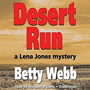Desert Run Audiobook
