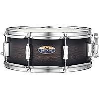 """Pearl 14"""" Decade Maple Snare Drum DMP1455S/C262 Satin Black Burst"""