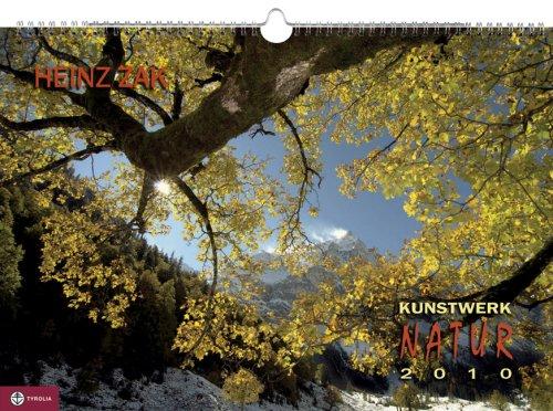 Kunstwerk Natur 2010: Wandkalender