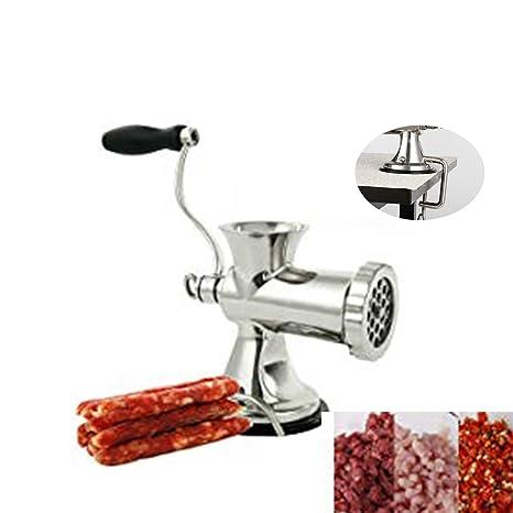 Xiao Ais shop Picadora de Carne multifunción doméstica de ...