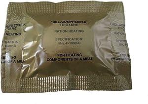 G.I. Trioxane Heating Fuel Bars