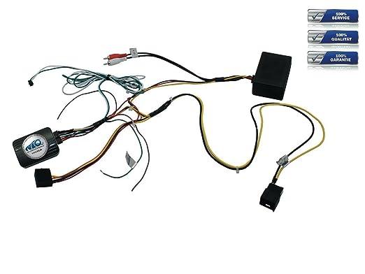 // SLK W211 R171 JVC CAN-BUS Lenkrad Fernbedienung Adapter Mercedes E Klasse