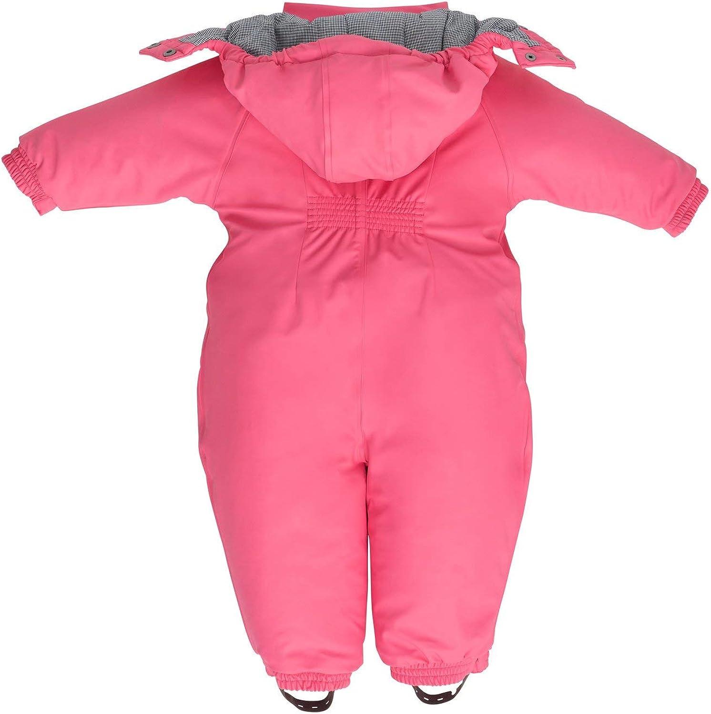 OAKI Snow Suit Kids One Piece Rain//Snow Jacket//Pant for Girls /& Boys/… Toddler Snowsuit