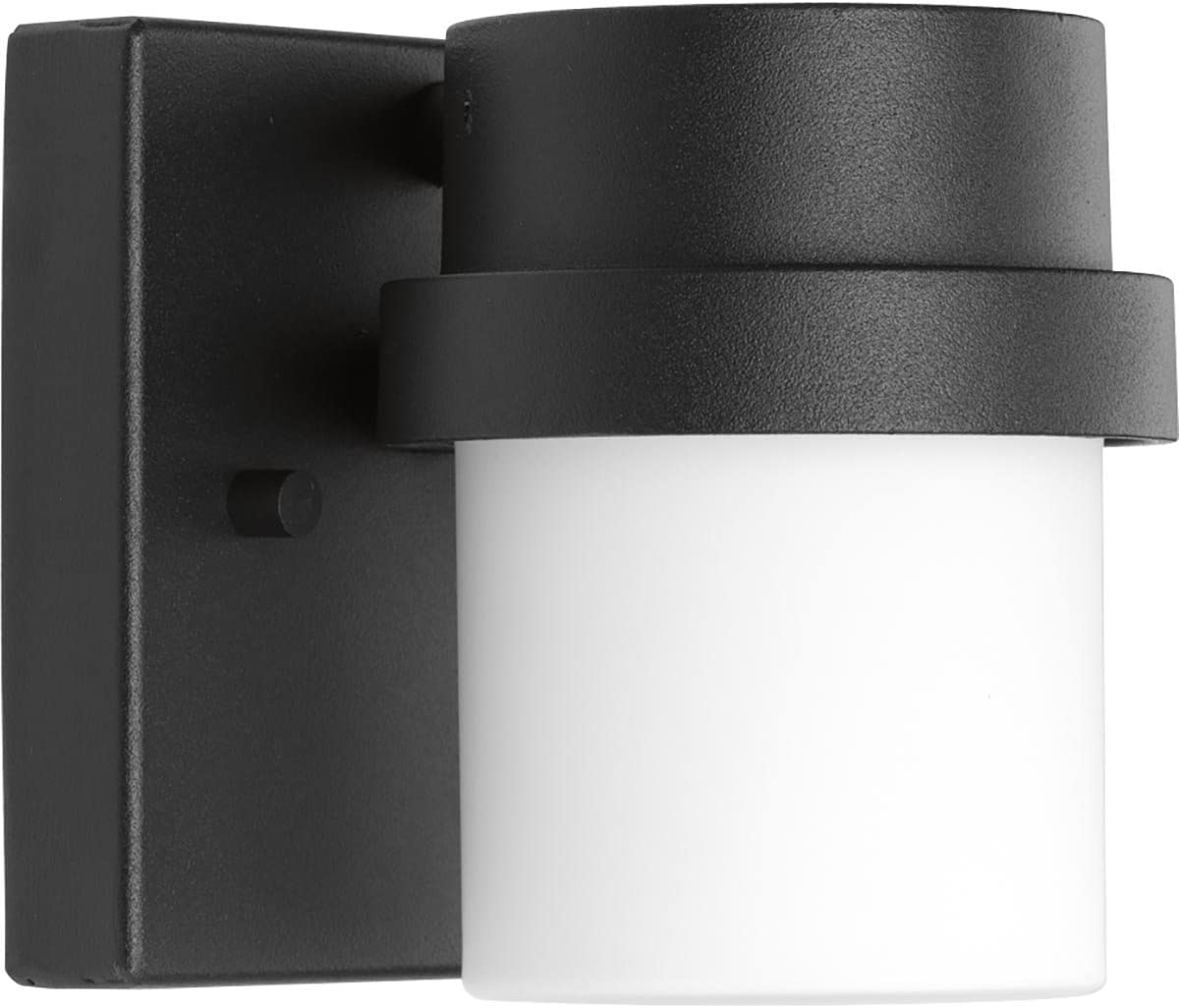 Progress Lighting P560072-031-30 Z-1060 Wall Lantern, Black