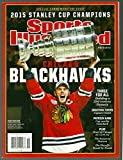 2015 Special Commemorative Issue Sports Illustrated Chicago Blackhawks