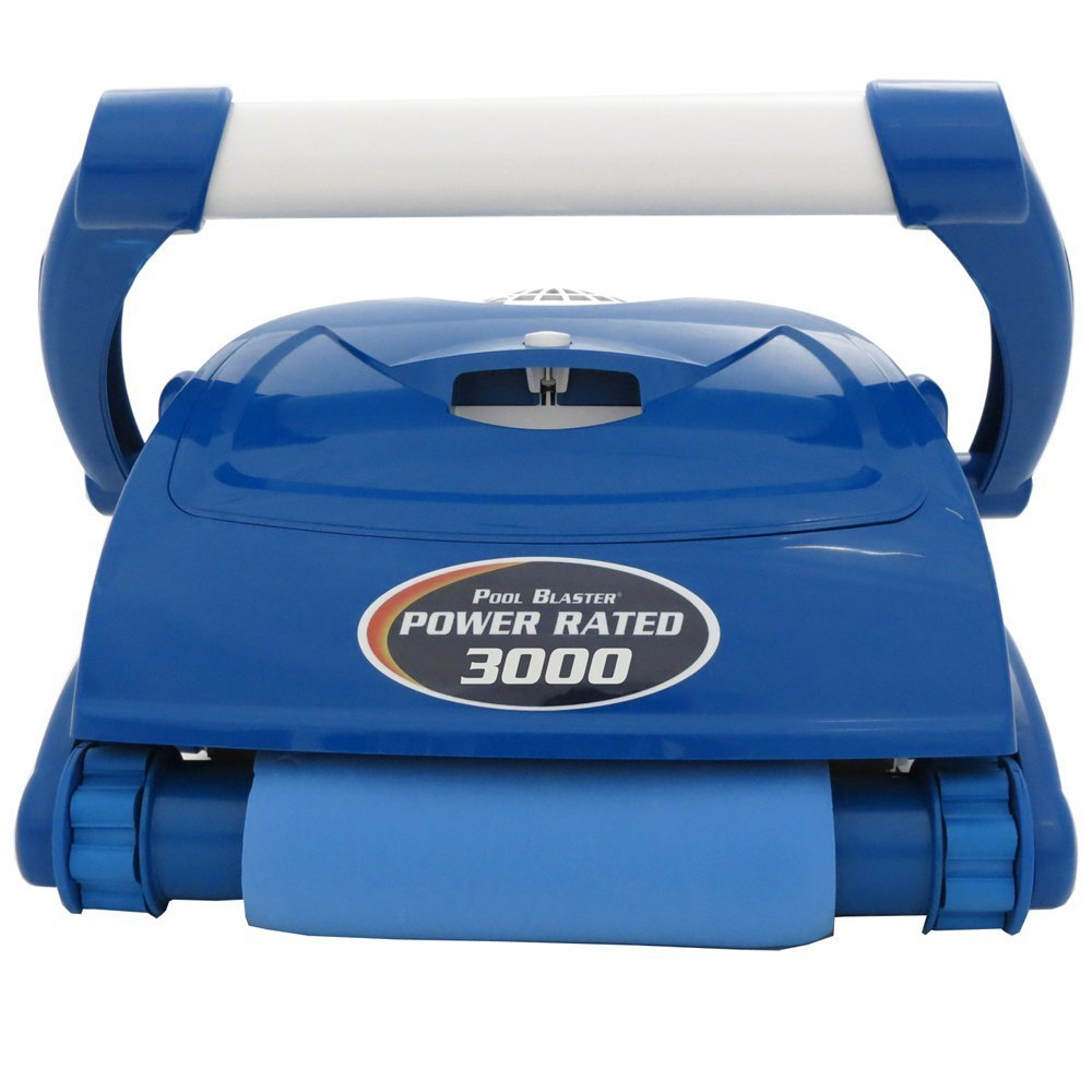 Water Tech Pool Blaster Power Rated 3000 Robotic Pool Cleaner