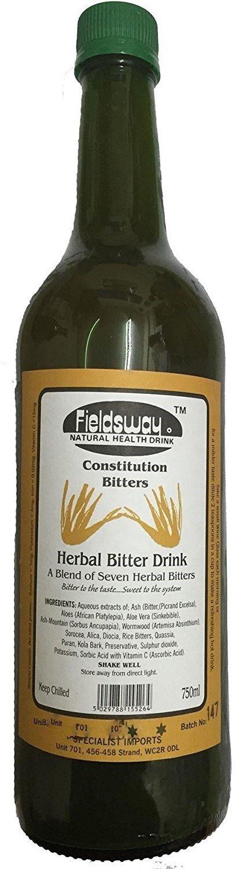 Fieldway Herbal Bitter Drink 750ml
