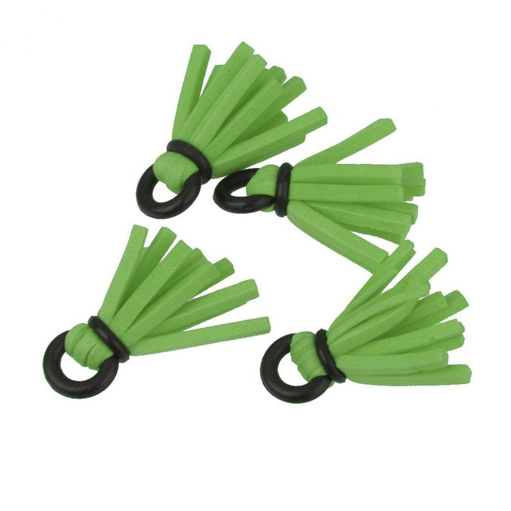 kangql 4/Pcs Parapluie Forme Flotteur en Mousse Indicateur Outil ext/érieur P/êche /à la Mouche Accessoires