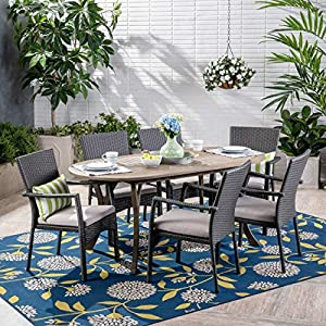 61WW7FIO9XL._SS300_ Wicker Dining Tables & Wicker Patio Dining Sets