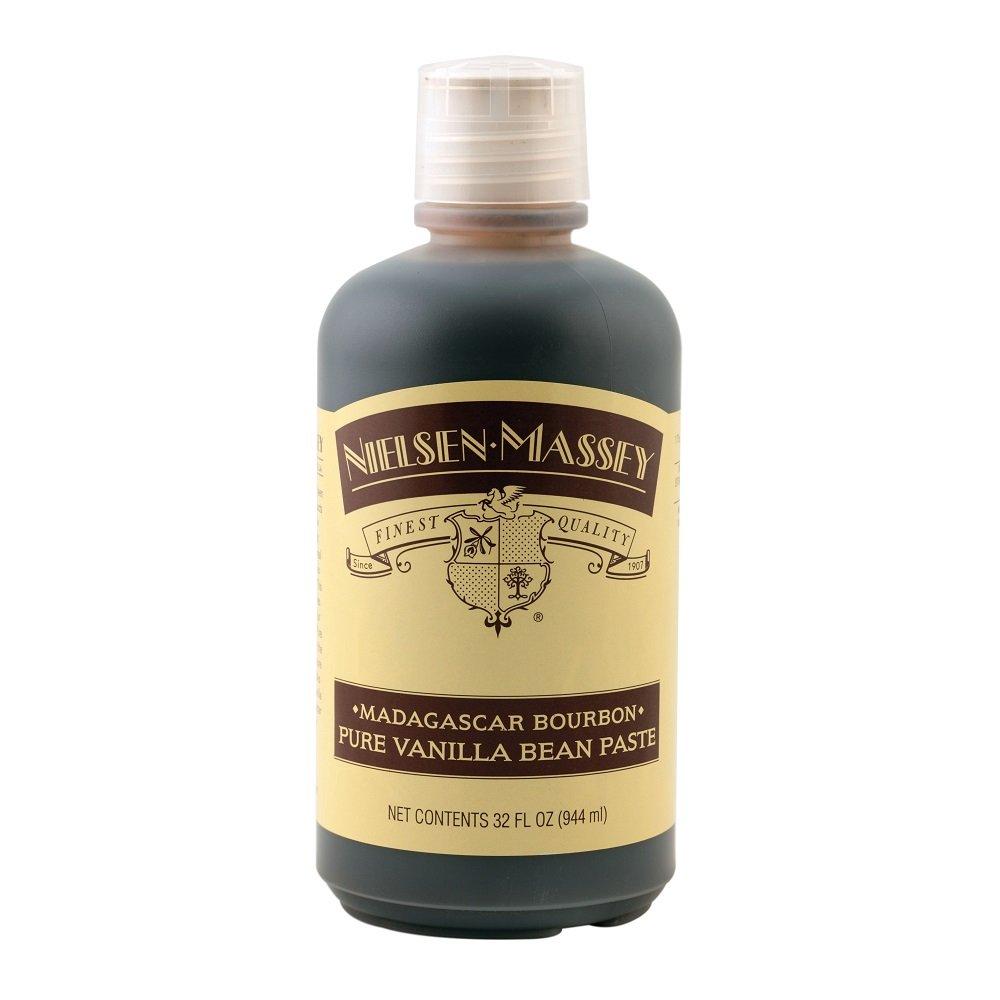 Nielsen-Massey Madagascar Bourbon Vanilla Bean Paste, 32 OZ