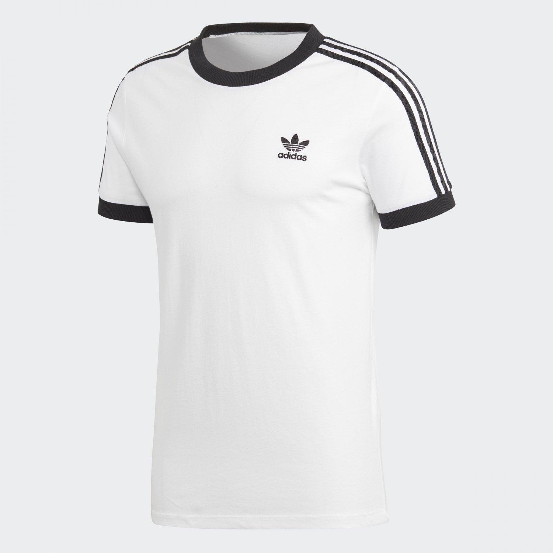 [アディダス オリジナル adidas Originals] 3ストライプ Tシャツ[アディカラー/adicolor]DH3188 B07F69W3CN   S