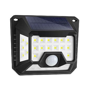 32LED Solar Light Motion Sensor Security Light Outside Wall Lamp Garden