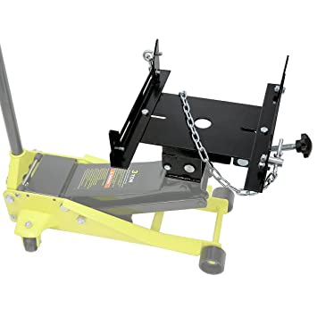XtremepowerUS 1/2 Ton Transmission Hydraulic Floor Jack Adapter