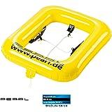 PEARL Bierkasten Schwimmring: Getränkekasten-Schwimmring (Bier Schwimmring)