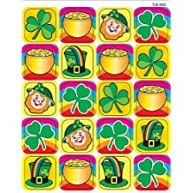 Teacher Created Resources St. Patrick's Day Stickers