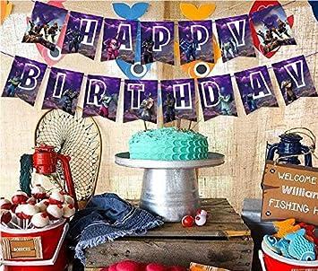 27 pcs Pañuelos de Fiesta de cumpleaños y Cupcake Toppers ...