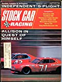 Stock Car Racing 3/1975-Richard Petty-Dave Marcis-Bobby Allison-American 500-VG