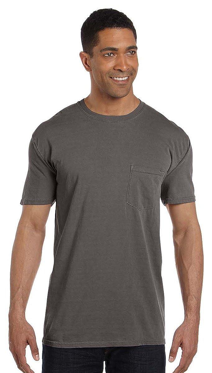 ea80ffee6ea Comfort Colors Mens Pigment-Dyed Shirt 6030