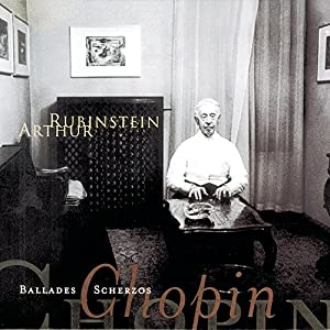 Rubinstein Collection, Vol. 45 :Chopin: Ballades, Scherzi, Tarantelle