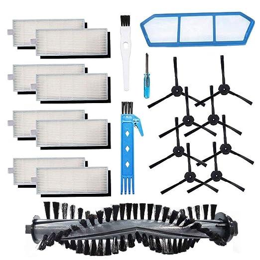 Kit de accesorios para piezas de aspiradoras robotizadas ILIFE A4S ...