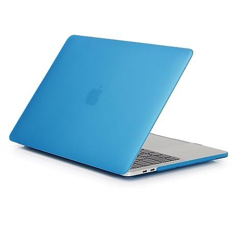 Onkuey - Carcasa rígida Transparente para MacBook Air de 13 ...