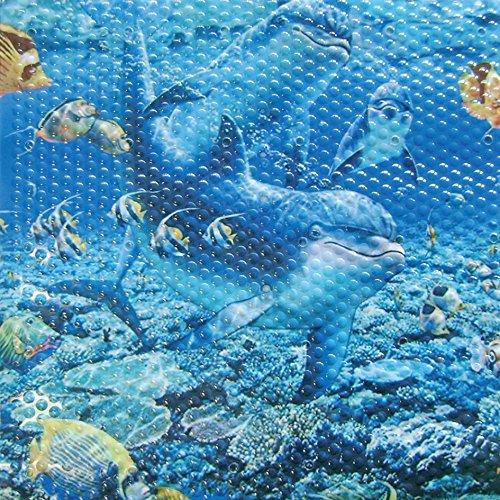 Papillon Duscheinlage Delfin, 52x52cm