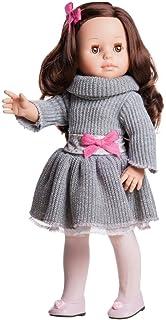 Paola Reina 76002 Vestido con Zapatos para muñeca de 42 cm Emily