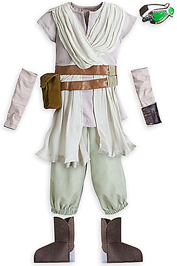 Disney Store Niñas Star Wars El Despertar de la fuerza rey disfraz ...