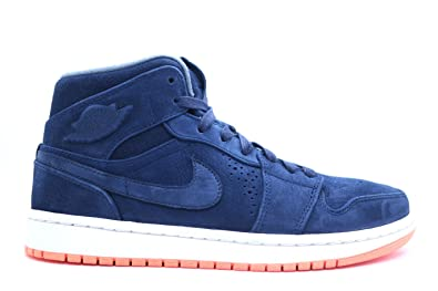 on sale 0efdb c03f0  629151-403  AIR Jordan AJ 1 MID Nouveau Mens Sneakers AIR JORDANOBSDN