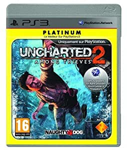 Uncharted 2 : among thieves - platinum [Importación francesa]