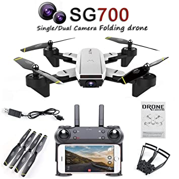 LHJCN Drone con Camara HD 1080p Y GPS Profesional Y Estabilizador ...