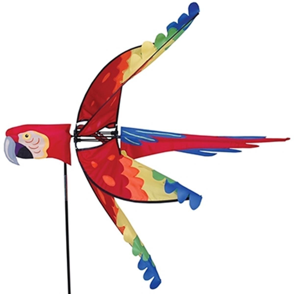 Windrad Fliegender Papagei