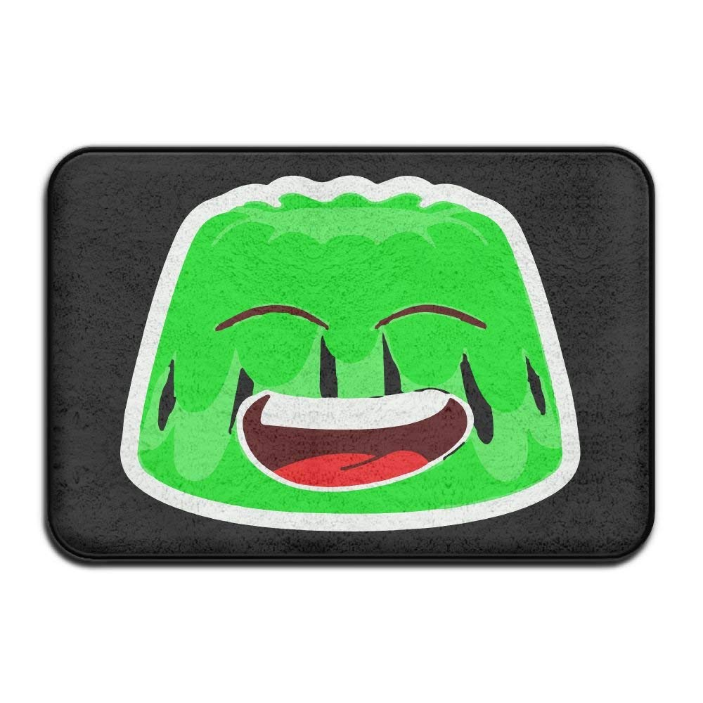 Highest Quality Materials Door Floor Mat Jelly Time Falt Washable Bath Mats by weweqic