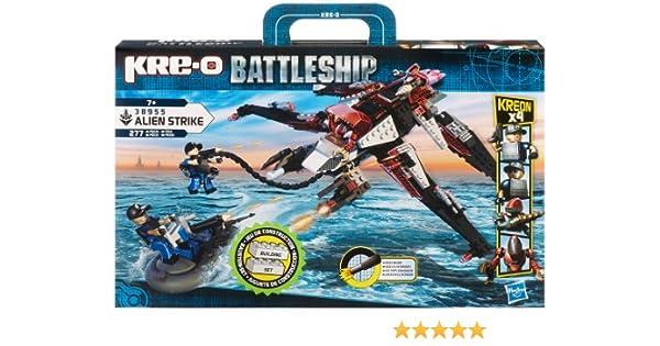 Hasbro Kreo - Kre Bsh Alien Strike 38955983: Amazon.es: Juguetes y juegos
