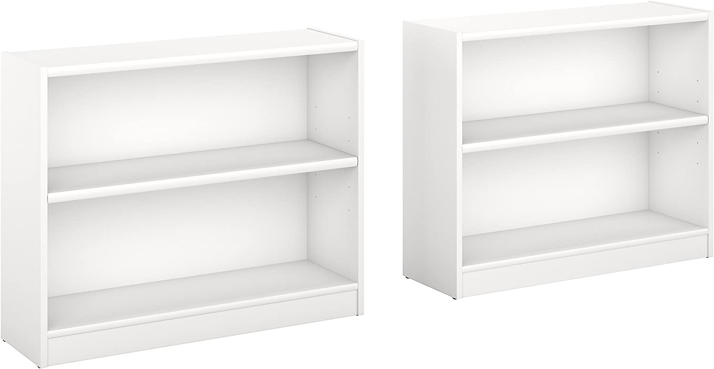 White Big Deals Universal bookcase 740