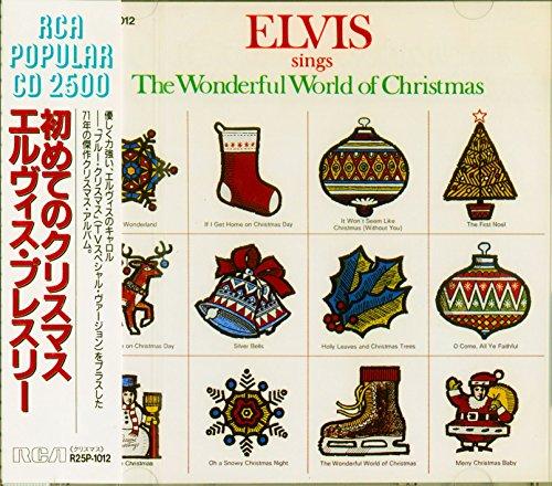 Elvis Sings The Wonderful World Of Christmas [1988] [Japan Import] (Elvis Sings The Wonderful World Of Christmas)
