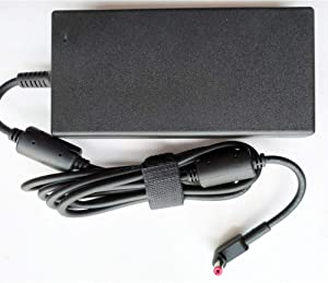 ADP-180MB Power Adapter 19.5V 9.23A 180W for Acer Aspire V Nitro 15 VN7-593G 17 VN7-793G A717-71G; Predator Helios 300 PH317 PH317-51 G3-572 G3-571 Laptop Charger Ac Adaptor